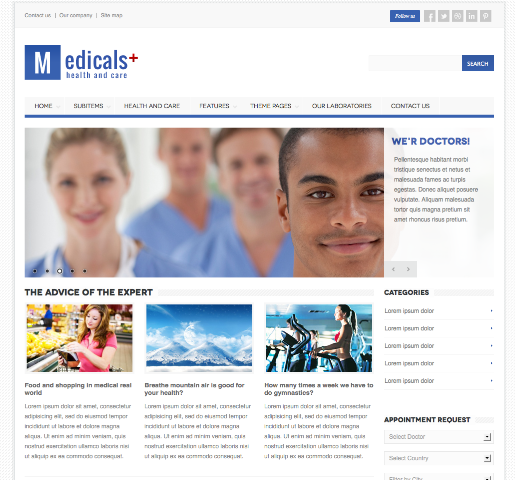 Medicals-Premium-Responsive-Medical-Theme