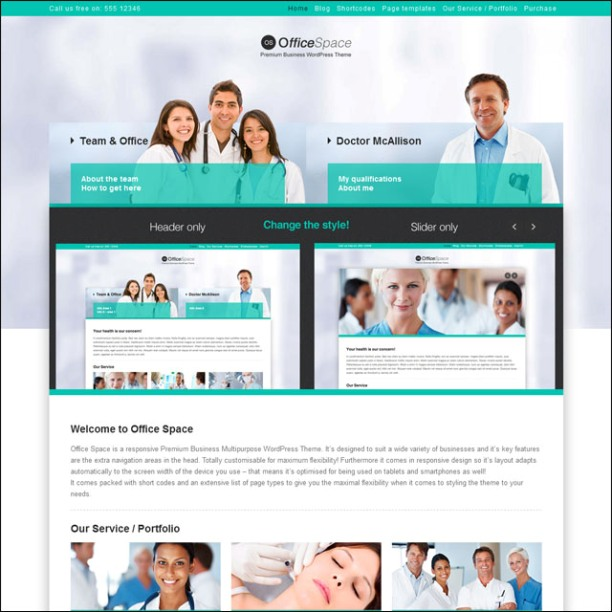 office-space-responsive-business-wordpress-theme