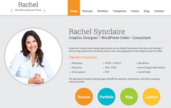 Rachel Genesis theme