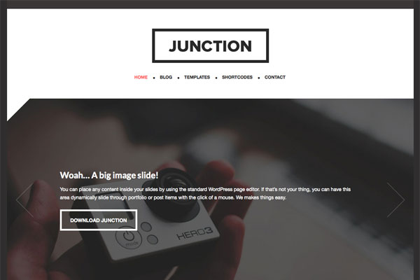 junction theme