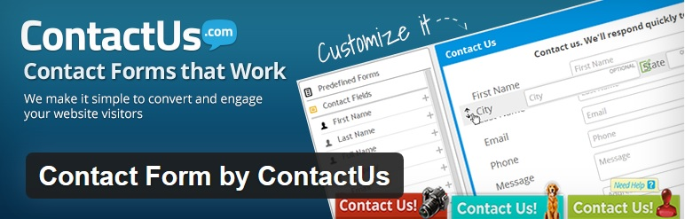 WordPress Contact Form Plugins