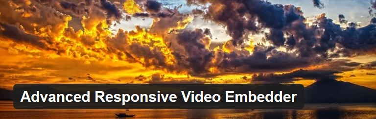 Responsive Video Embedder