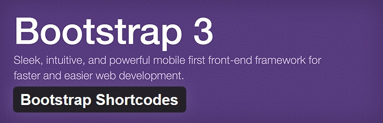 Bootstrap Shortcode