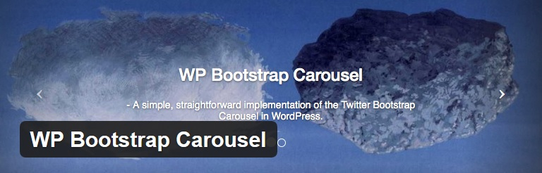 WP Bootstrap Carousel