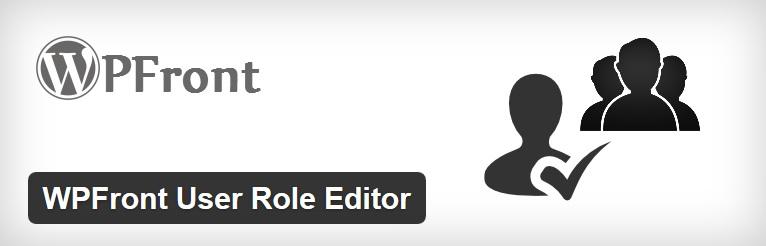 WordPress User role Plugin
