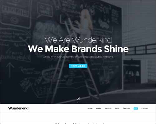 Wunderkind_One_Page_Parallax_Premium_HTML5_Theme