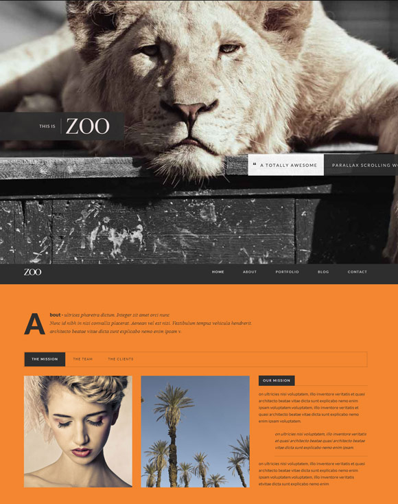 zoo-responsive-one-page-parallax-theme