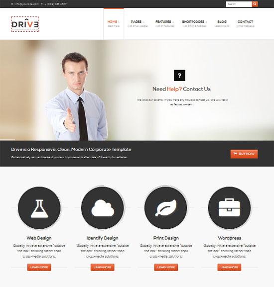 Drive-WordPress-Theme
