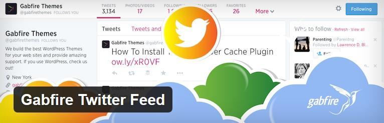 Gabfire Twitter Feed