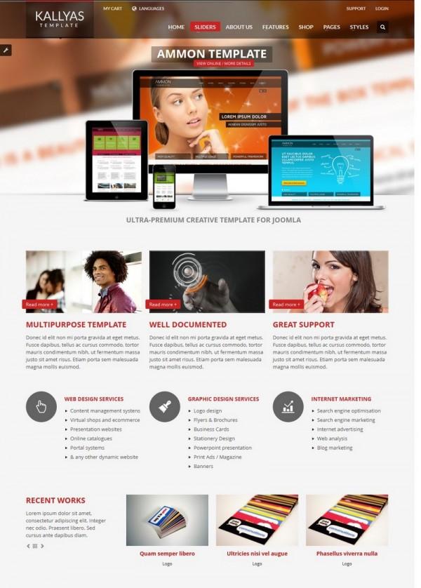 Bootstrap based WordPress themes