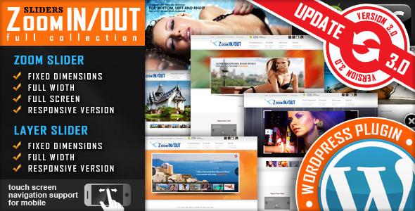 WordPress Image Zoom plugins
