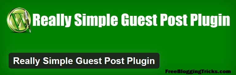 Guest Post WordPress Plugin