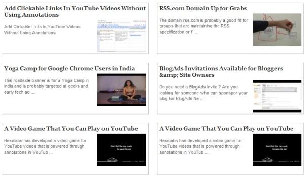 Video Sitemap