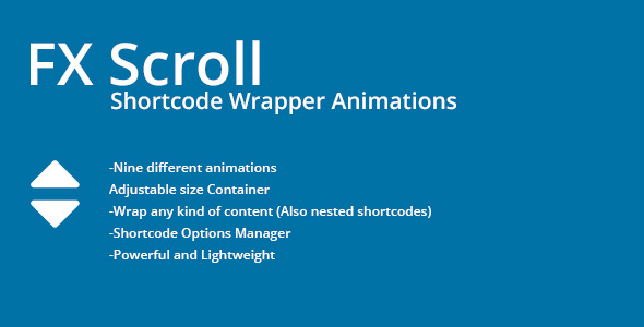 FX Scroll Shortcode