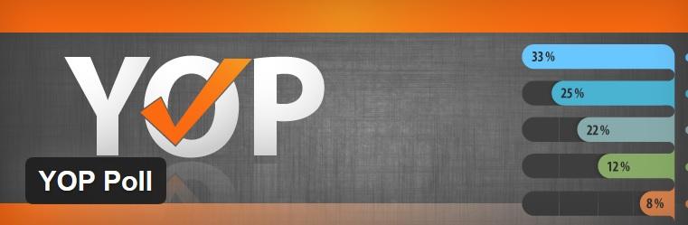 YOP Poll plugin