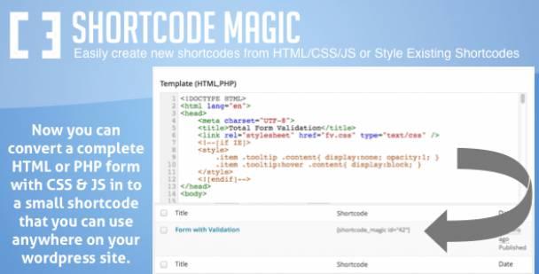 shortcode_magic