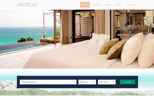 Hotelia theme
