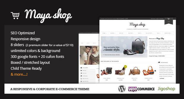 top WordPress Retail Themes