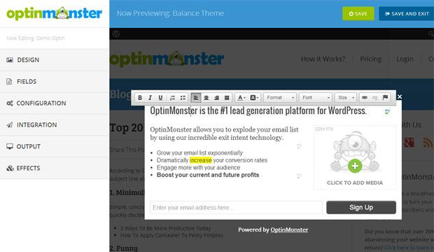 OptinMonster v2.0