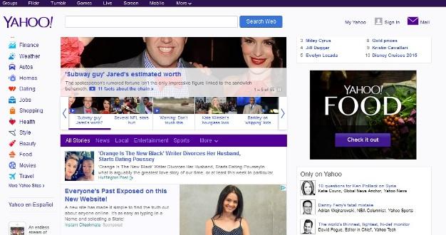 Yahoo Design 2014