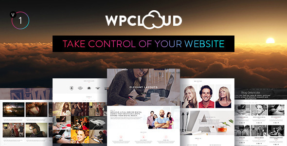 wpcloud WordPress theme