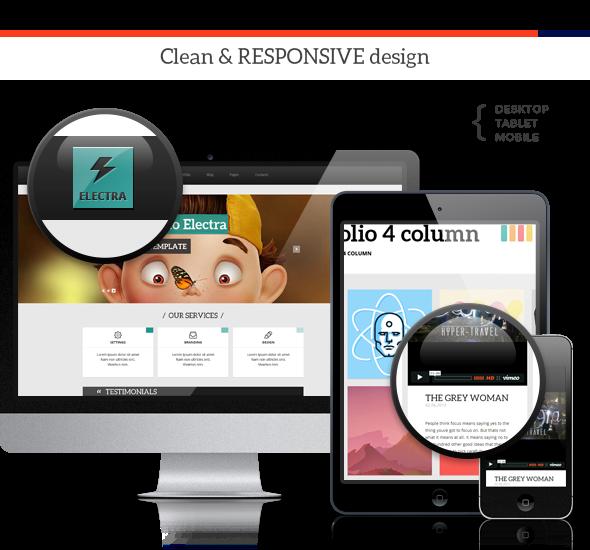 Electra Responsive Design