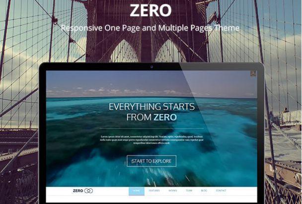Zero Responsive Design