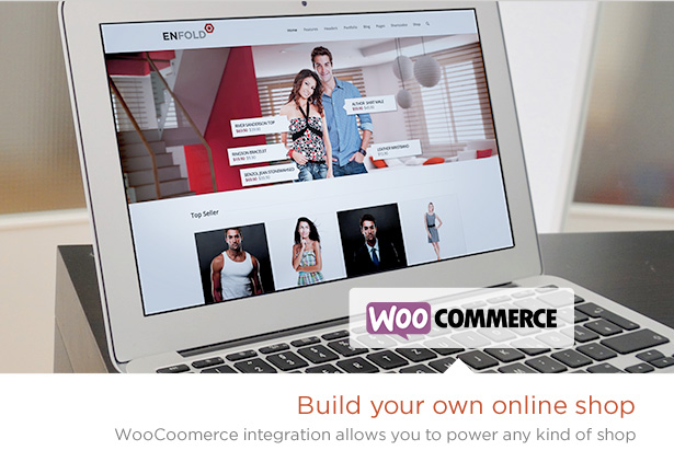Woo Commerce in Enfold Theme