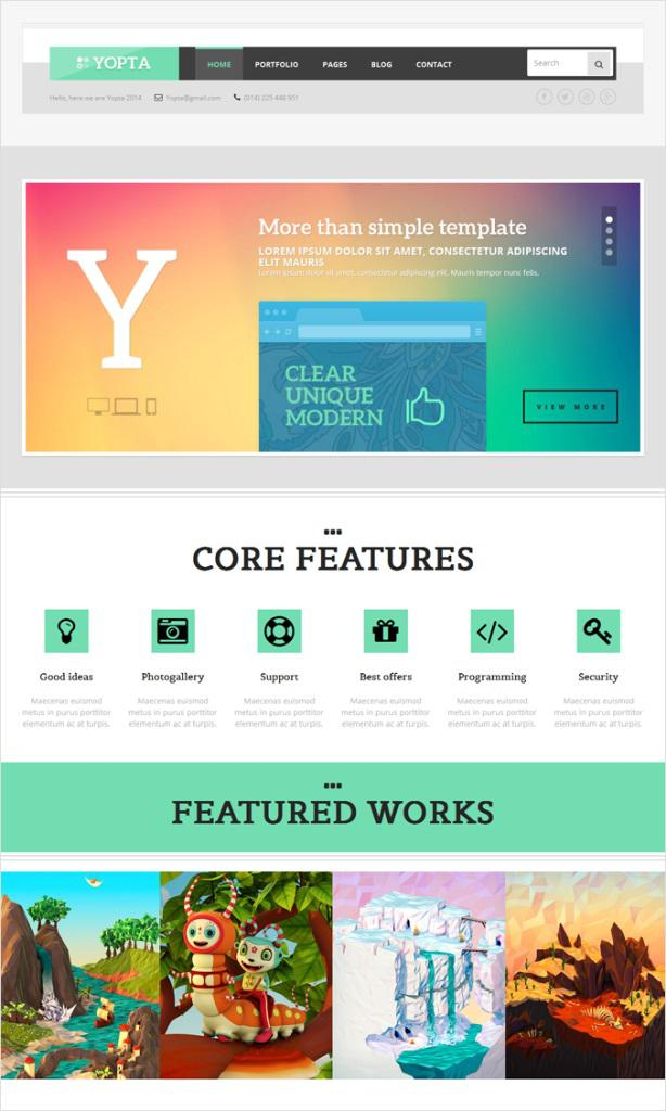 Yopta Home Page