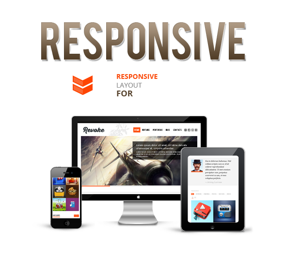 Revoke Responsive design