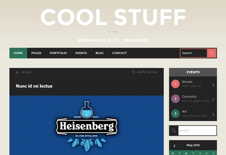 CoolStuff HomePage