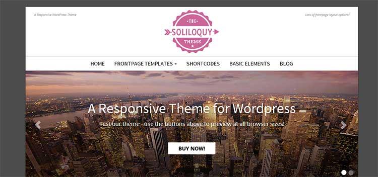 Soliloquy Theme